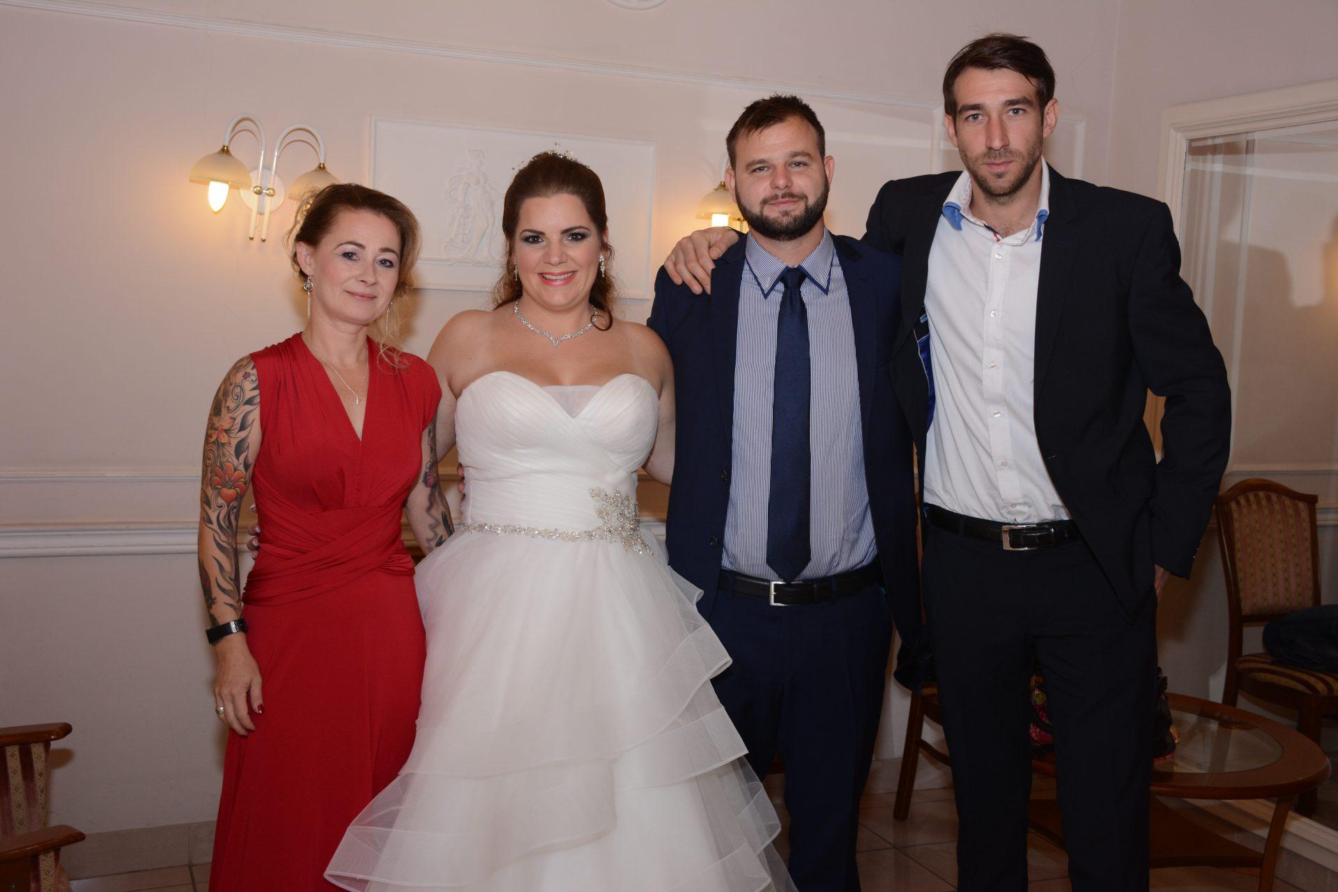 Gáspár Eszter és Recse Mónika
